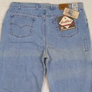 New Levi's 545 Jeans size 48 Loose Fit